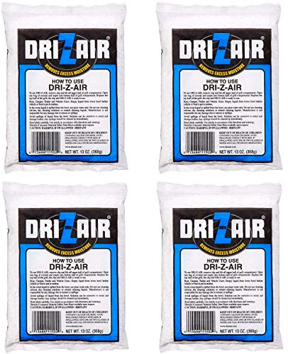 Dri-Z Air Refill Crystals - 13 Oz. (Quantity 4)
