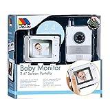 """Vigilabebés Molto Baby Monitor 2.4"""" Screen"""