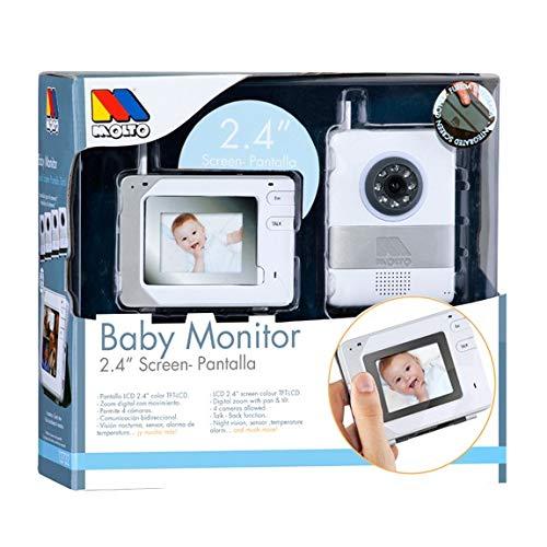 Vigilabebés Molto Baby Monitor 2.4