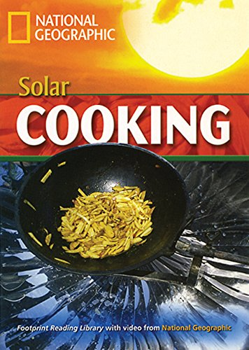 Solar Cooking (Footprint Reading Library: Level 4)の詳細を見る