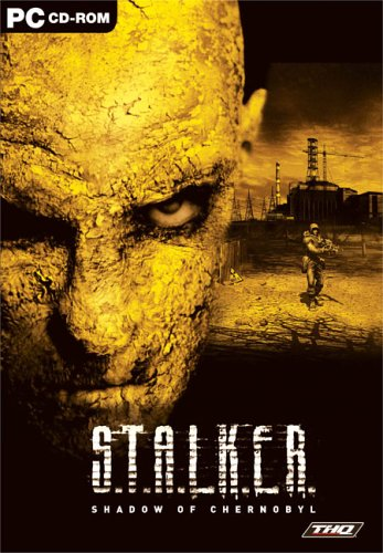 [UK-Import]S.T.A.L.K.E.R. (Stalker) Shadow of Chernobyl Game PC