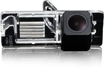 Dynavision CMOS Cámara Sistema de Visión Trasera Coche, Cámara de Marcha Atrás con Función de Visión Nocturna, para Renault Fluence/Duster Latitude/Megane /Cabrio/Clio 4 /Nissan Terrano Car
