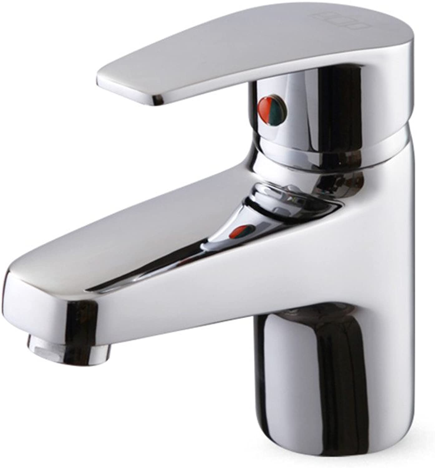 Good quality Water faucet basin mixer bathroom fine copper hot and cold basin faucet single hole a vanity area with sink with the pull down faucets