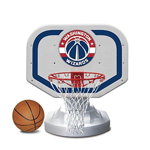 Poolmaster 72930 Washington Wizards NBA USA Competition-Style Poolside Basketball Game