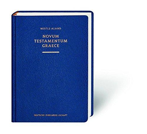 Novum Testamentum Graece (Nestle-Aland) 28. Auflage