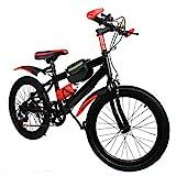 Kinder Jungen Fahrrad Kinderfahrrad Mountainbike Fahrrad Bike Rot 20 Zoll