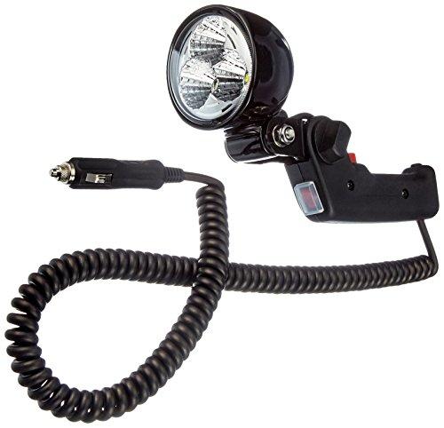 HELLA 1H0 996 476-501 Suchscheinwerfer - Modul 70 - LED - 12V/24V - Hand-Suchscheinwerfer - 2500lm - Anbau - weitreichende Ausleuchtung - Kabel: 3,5m