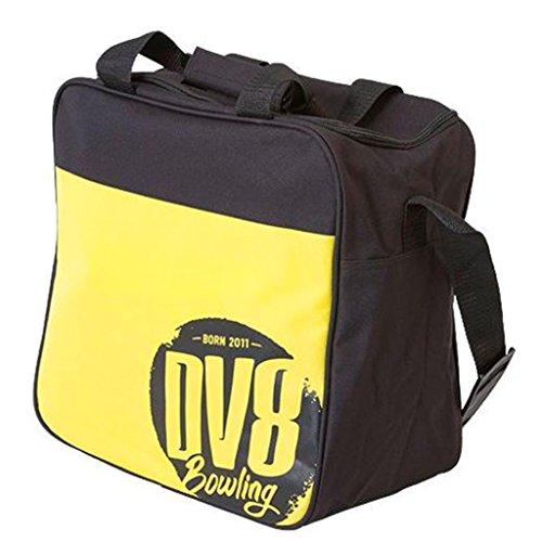 DV8 Freestyle Bowlingtasche, Gelb