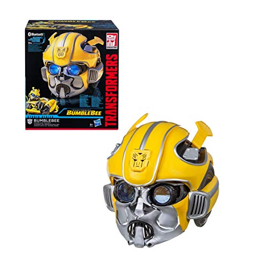 Hasbro Transformers - Bumblebee Showcase Helmet, E0704EU4