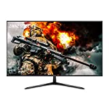 ZINNZ Gaming (32 Zoll) Monitor (2560 X 1440 Pixel, HDMI, DisplayPort, 144 Hz, 2ms Reaktionszeit, Game Mode) (32 Zoll 2K)