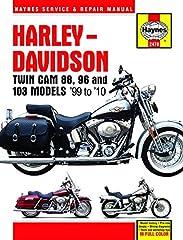 Covers Repair of Harley-Davison Softail 88 2000-2006, Softail 96 2007-2010, Dyna Glide 88 1999-2006, Dyna Glide 96 2007-2010, Touring 88 1999-2006, Touring 96 2007-2010, Touring 103 2010 by Haynes.