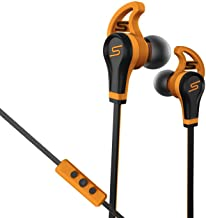 SMS Audio SMS-EB-SPRT-ORG STREET by 50 In-Ear Wired Sport- Orange