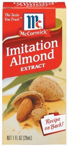 McCormick Almond Extract Imitation, 1 fl oz