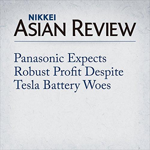 Panasonic Expects Robust Profit Despite Tesla Battery Woes