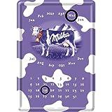 Nostalgic-Art 16618 Milka,Tischkalender mit Magnetringen,
