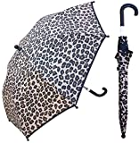 RainStoppers Kid's Animal Print Umbrella, 34-Inch (W104CHANIMAL)