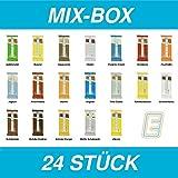 Energy Cake Mix Box - Original Fitness Riegel mit verschiedenen Sorten zum Probieren - der Oatmeal...