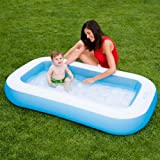 Intex Babypool 166x100x28cm Planschbecken rechteckig Babybecken Schwimmbecken Baby