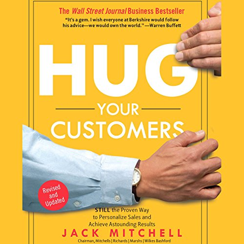 Page de couverture de Hug Your Customers