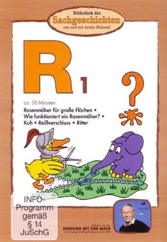 Bibliothek der Sachgeschichten - (R1) Rasenmäher, Rind, Reißverschluss, Ritter