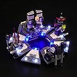 Kit De Iluminación Led para Lego Star Wars Darth Vader Transformation, Compatible con Ladrillos De Construcción Lego Modelo 75183(NO Incluido En El Modelo)