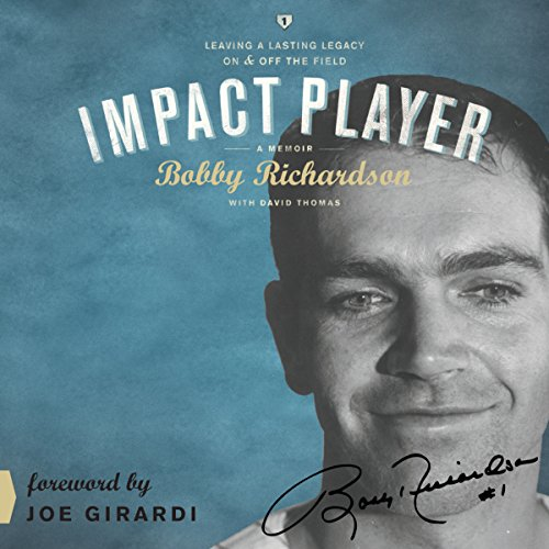 Impact Player audiobook cover art