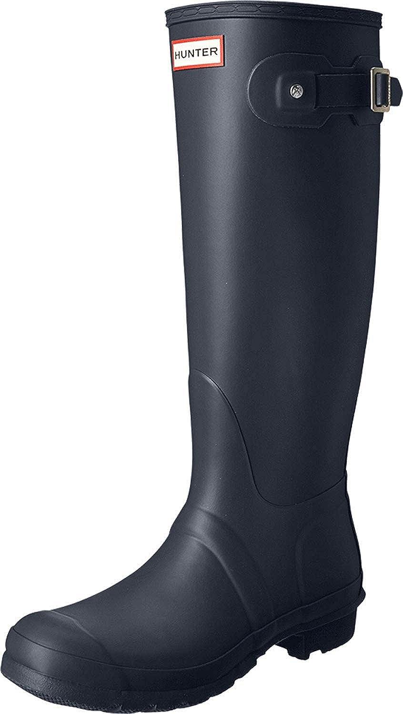 gift HUNTER Women's Max 68% OFF Original Back Rain Boots Adjustable