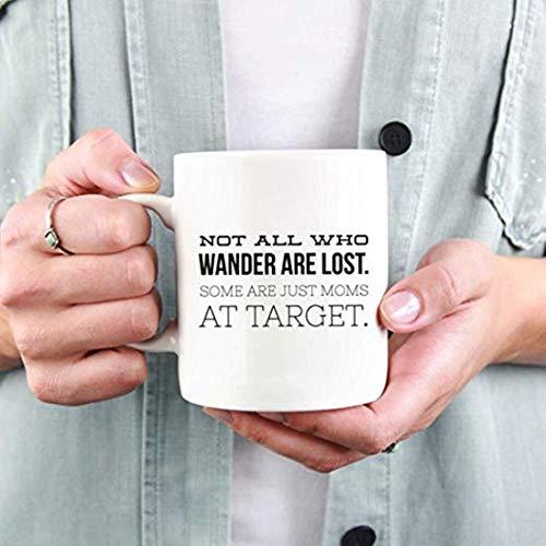 Doel Moeder Grappige Doel Mok | Grappige Mokken voor Vrouwen | Vrouw Zuster Sassy Shopaholic Koffie Verslaving Geschenk Idee | Cadeau voor Haar | Grote Koffie Mok