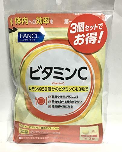 ファンケル 徳用 ビタミンC&ビタミンP 270粒