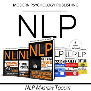 NLP Mastery Toolkit: 6 Manuscripts audiobook cover art