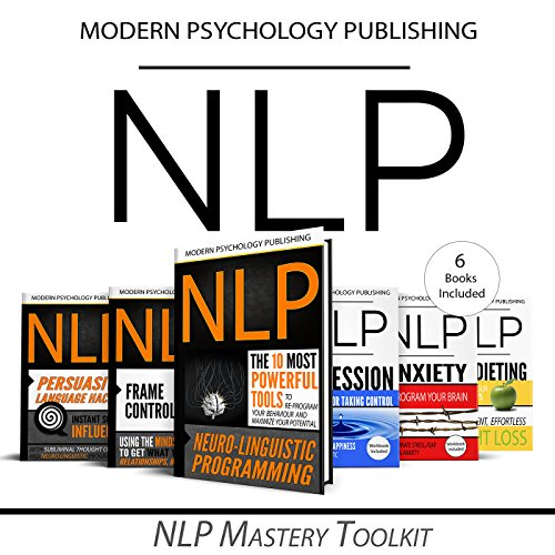 NLP Mastery Toolkit: 6 Manuscripts cover art