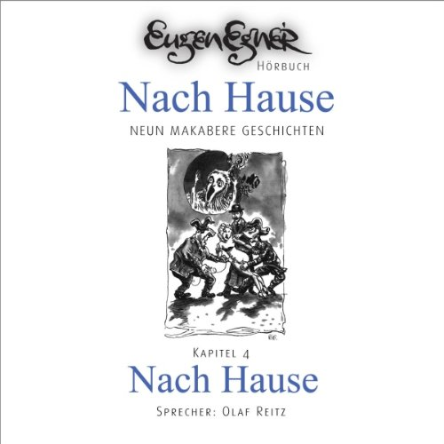 Nach Hause (Nach Hause 4) audiobook cover art