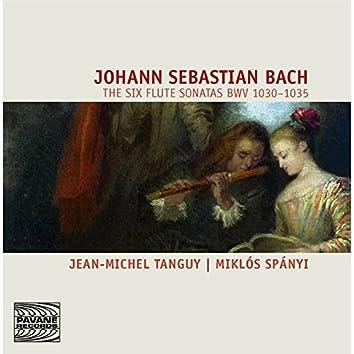 Bach: The Six Flute Sonatas, BWV 1030-1035