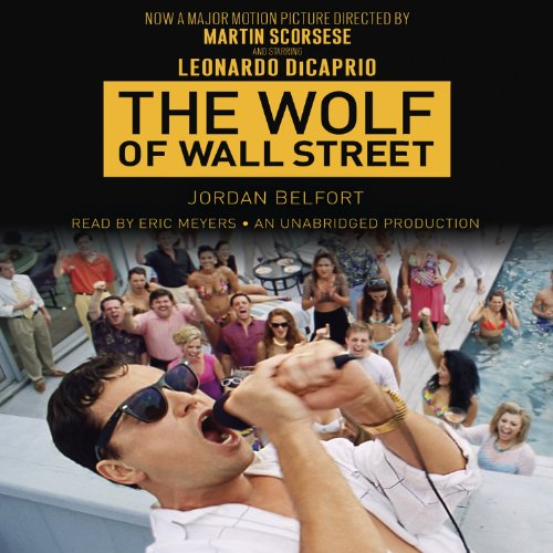 The Wolf of Wall Street (Movie Tie-in Edition) audiobook cover art