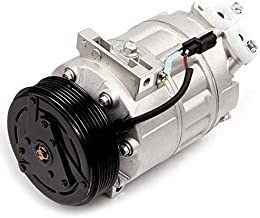 ECCPP A/C Compressor with Clutch fit for 2007-2012 Nissan Sentra CO10871C Car Air AC Compressors Kit