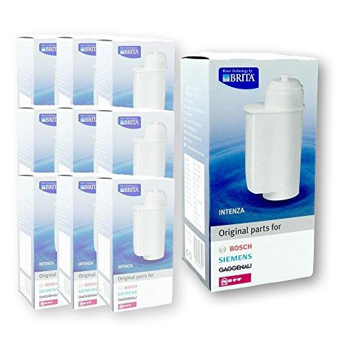 Bosch Siemens Brita Intenza Wasserfilter, 10 Stück