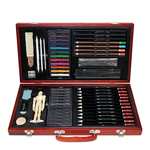 Professional Art Kit Drawing and...