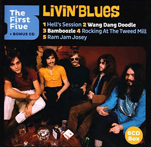 Livin' Blues - Livin' Blues Oeuvre Box