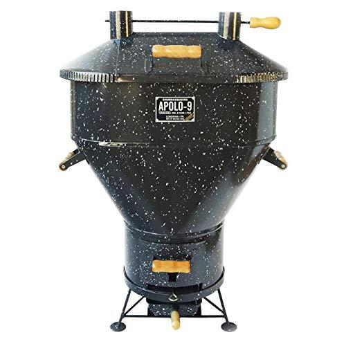 Churrasqueira Apolo 9 a Bafo Gás ou Carvão Esmaltada - Weber