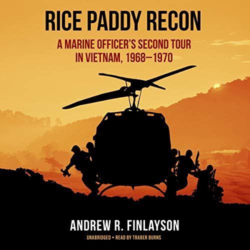 Rice Paddy Recon cover art