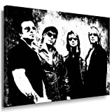 Bon Jovi Leinwand Bild 100x70cm k. Poster ! Bild fertig auf