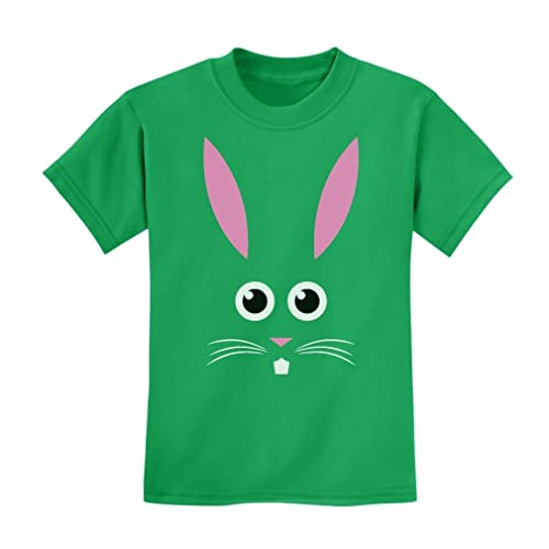 8af492b9 Tstars - Bunny Face - Cute Little Easter Bunny - Funny Easter Kids T-Shirt