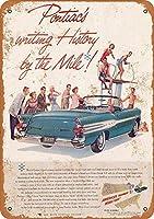 アメリカのナンバー1の道路車の金属の壁サインレトロプラークポスターヴィンテージ鉄シート塗装装飾アートワーク工芸品カフェビールバー