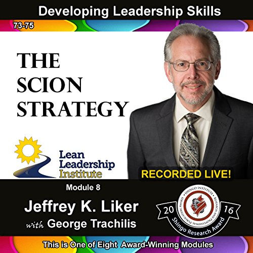 Developing Leadership Skills: The Scion Strategy Titelbild