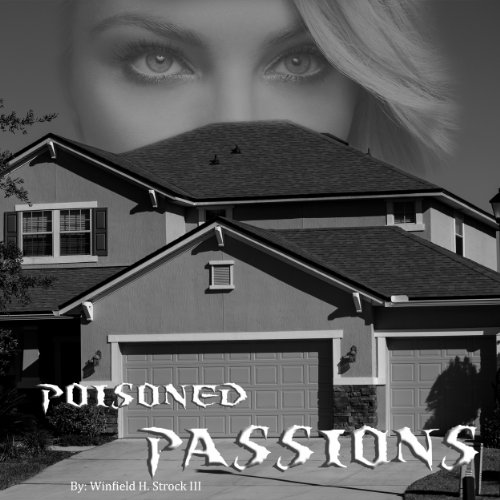 Poisoned Passions audiobook cover art