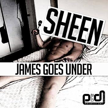 James Goes Under