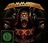 Gamma Ray: 30 Years-Live Anniversary (CD+Dvd) (Audio CD (Live))