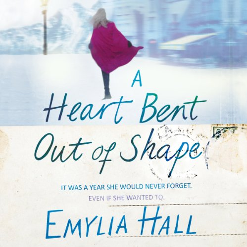 A Heart Bent Out of Shape audiobook cover art