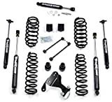 Teraflex Jeep Wrangler JK 4 Dr Unlimited 2.5' Suspension Lift With FREE Steering Stabilizer - Includes Teraflex...