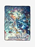 Hot Topic Overwatch Group Heroes Throw Blanket Multi One Size